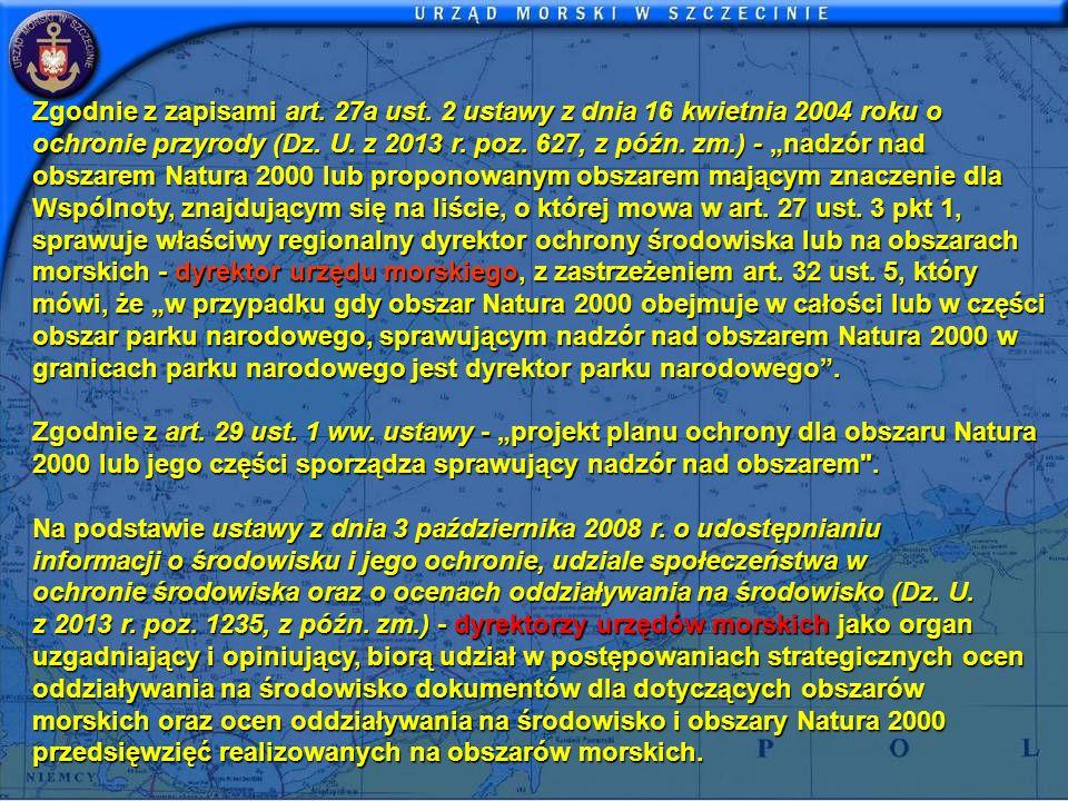 Zgodnie z zapisami art. 27a ust