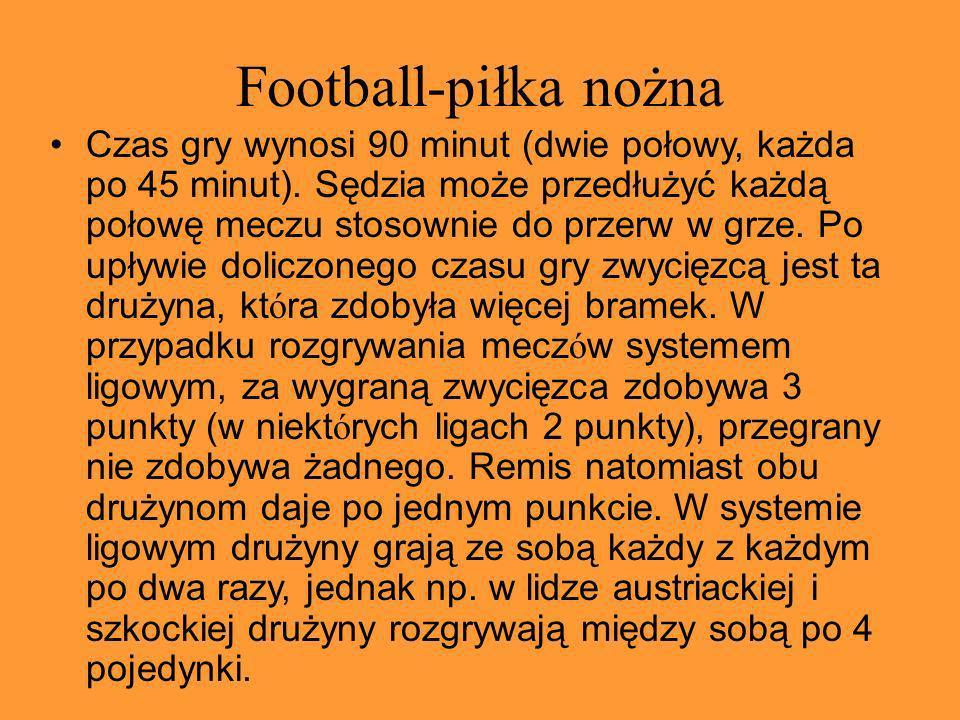Football-piłka nożna