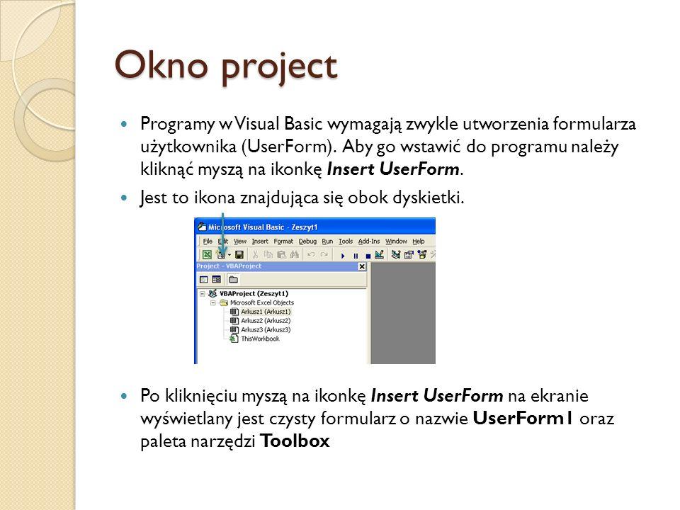 Okno project