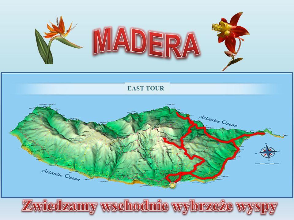 Zwiedzamy wschodnie wybrzeże wyspy