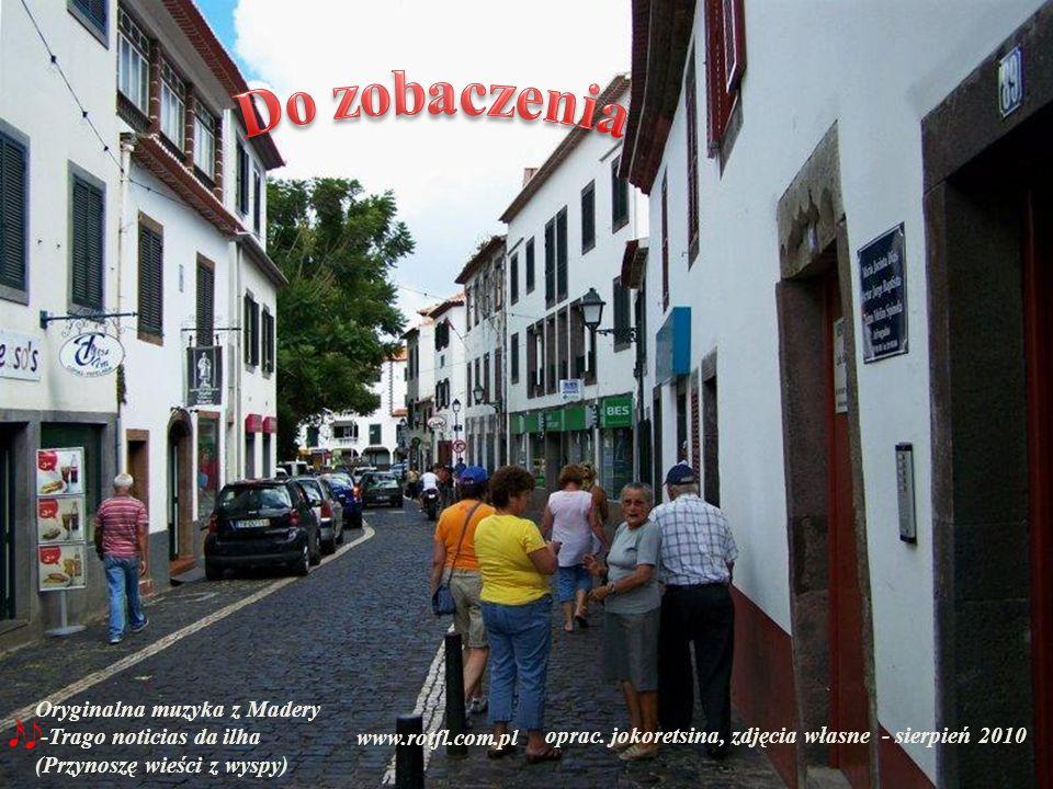 Do zobaczenia Oryginalna muzyka z Madery -Trago noticias da ilha