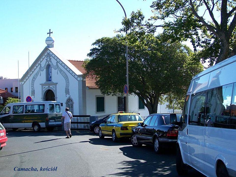 Camacha, kościół