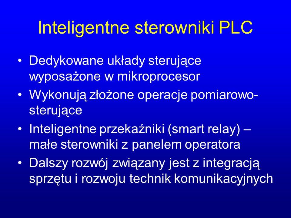 Inteligentne sterowniki PLC