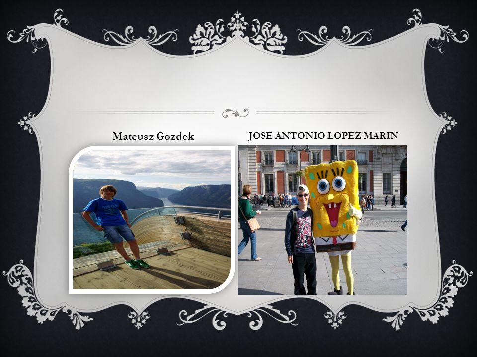 JOSE ANTONIO LOPEZ MARIN