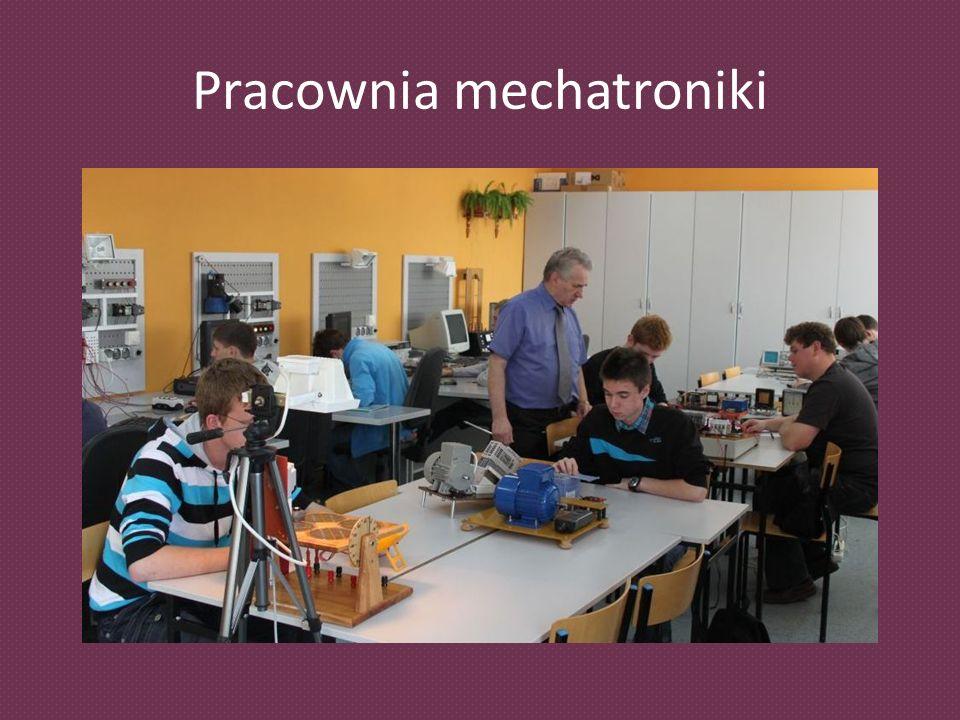 Pracownia mechatroniki