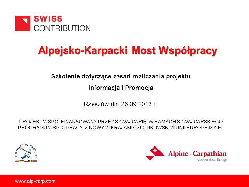 Alpejsko-Karpacki Most Współpracy