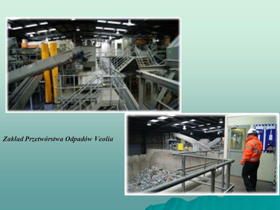 Zakład Przetwórstwa Odpadów Veolia
