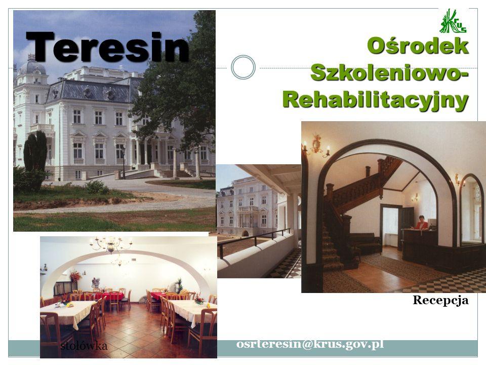 Ośrodek Szkoleniowo- Rehabilitacyjny