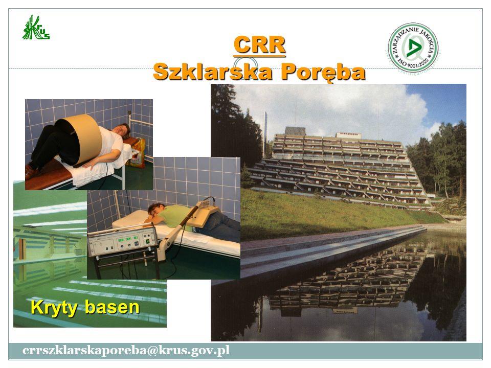 CRR Szklarska Poręba Kryty basen www.crrkrus.pl