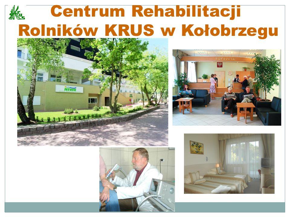 Centrum Rehabilitacji Rolników KRUS w Kołobrzegu