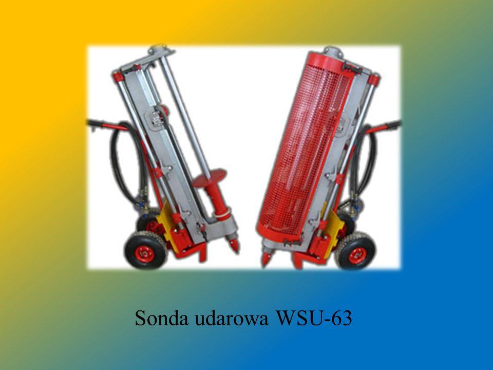 Sonda udarowa WSU-63