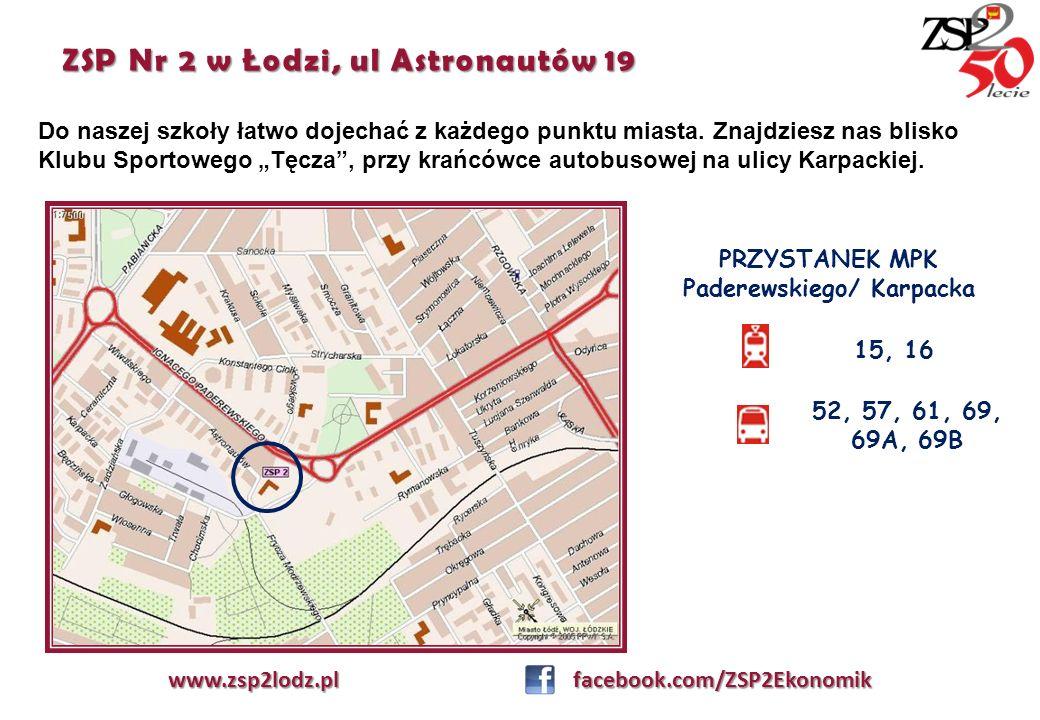 ZSP Nr 2 w Łodzi, ul Astronautów 19