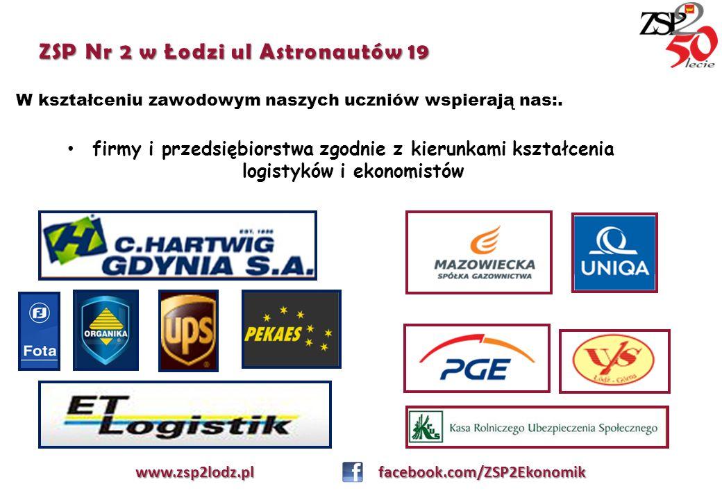 ZSP Nr 2 w Łodzi ul Astronautów 19