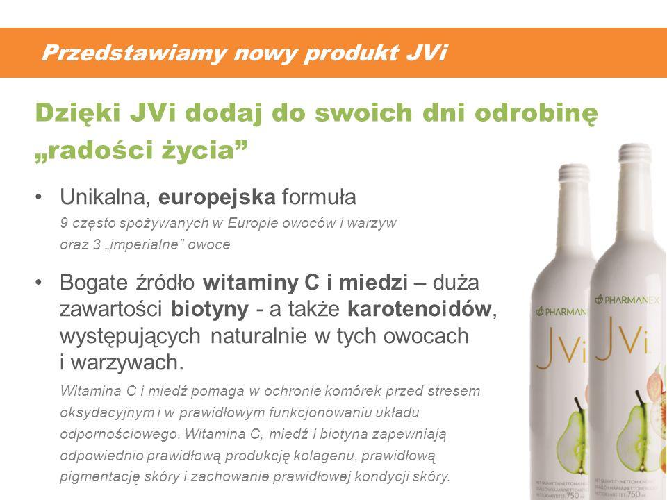 Przedstawiamy nowy produkt JVi