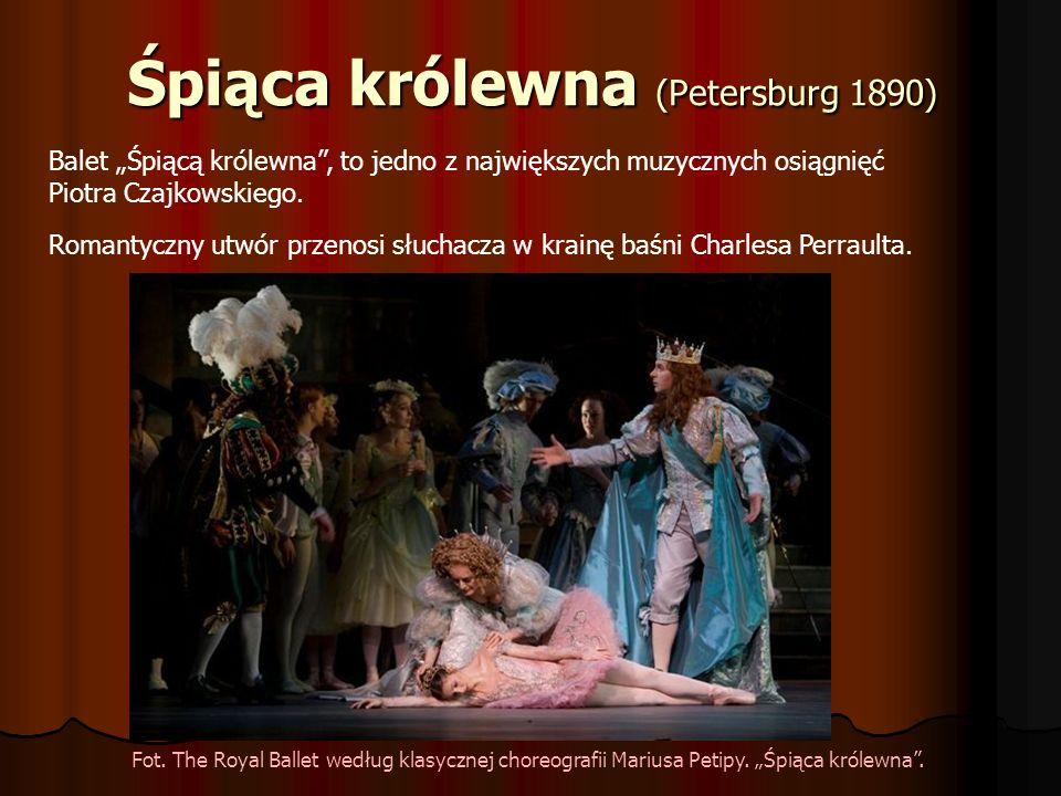 Śpiąca królewna (Petersburg 1890)