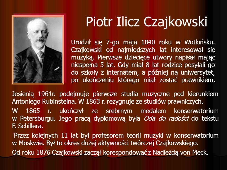 Piotr Ilicz Czajkowski