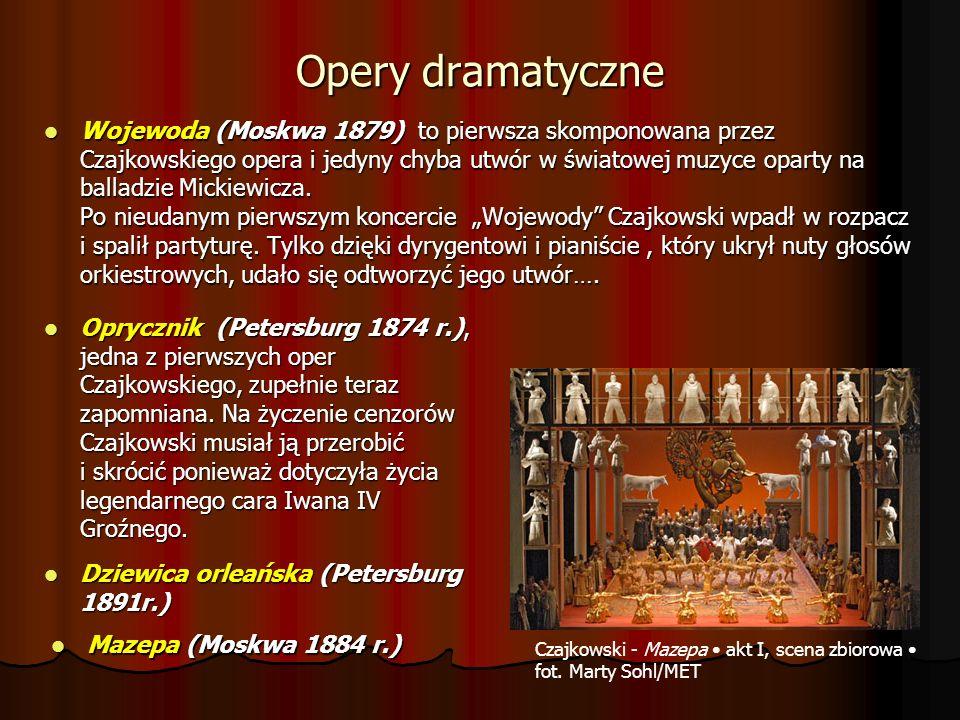 Opery dramatyczne