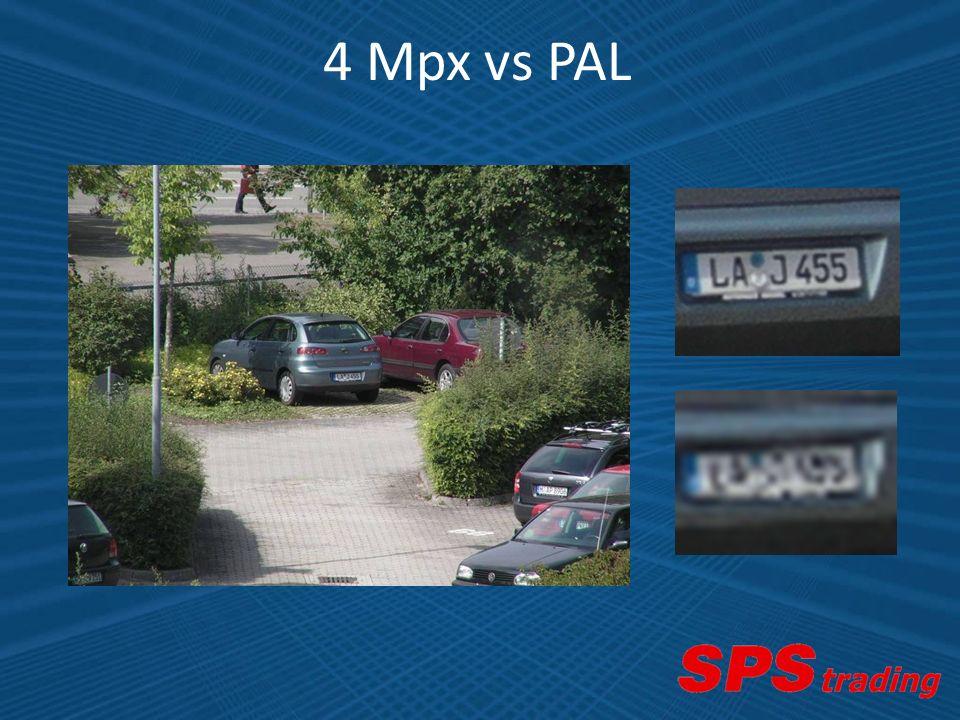 4 Mpx vs PAL