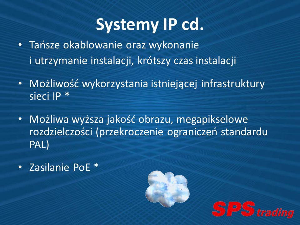 Systemy IP cd. Tańsze okablowanie oraz wykonanie