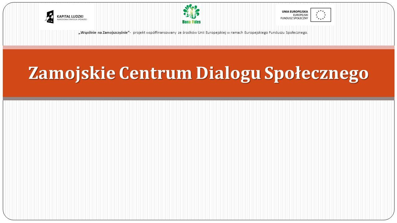 Zamojskie Centrum Dialogu Społecznego