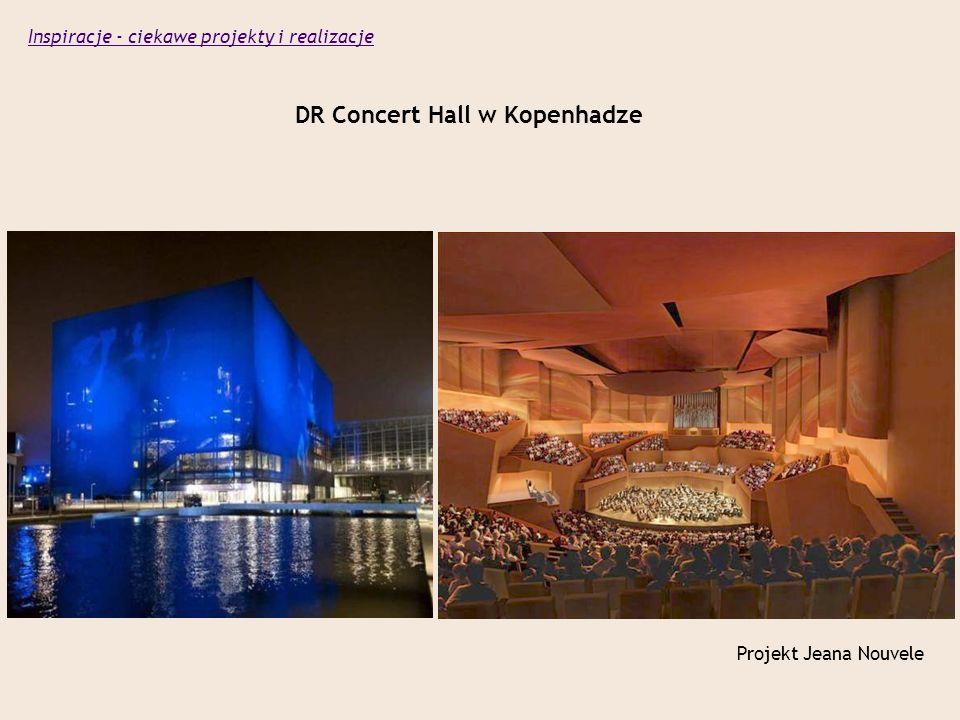 DR Concert Hall w Kopenhadze