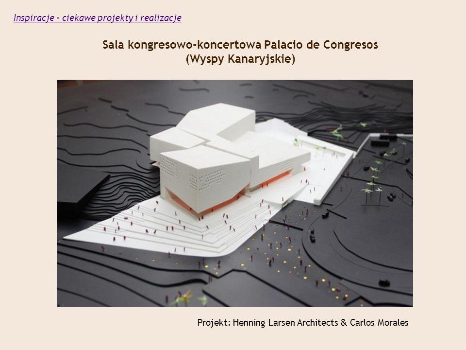 Sala kongresowo-koncertowa Palacio de Congresos (Wyspy Kanaryjskie)