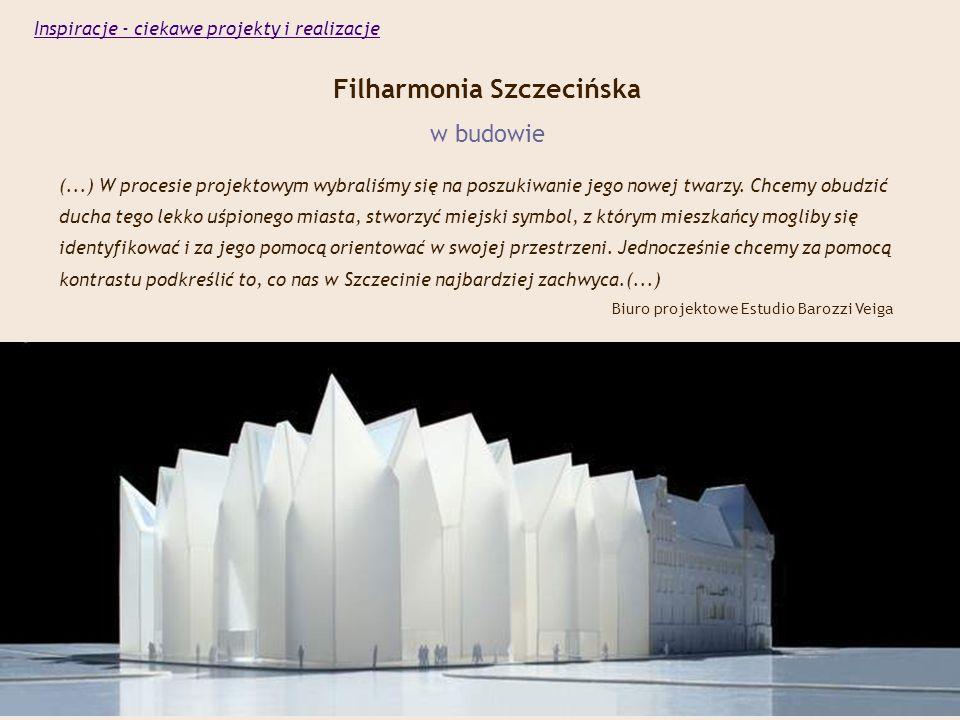 Filharmonia Szczecińska w budowie