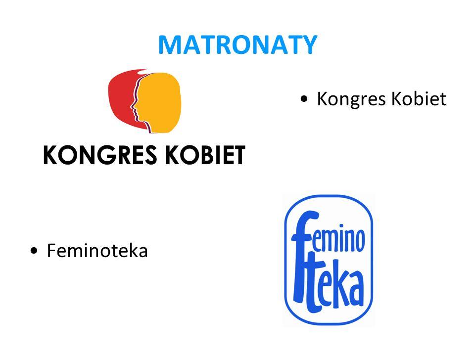 MATRONATY Kongres Kobiet Feminoteka
