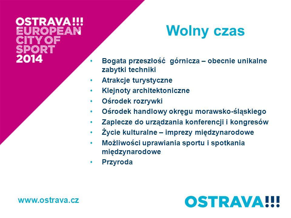 Wolny czas www.ostrava.cz