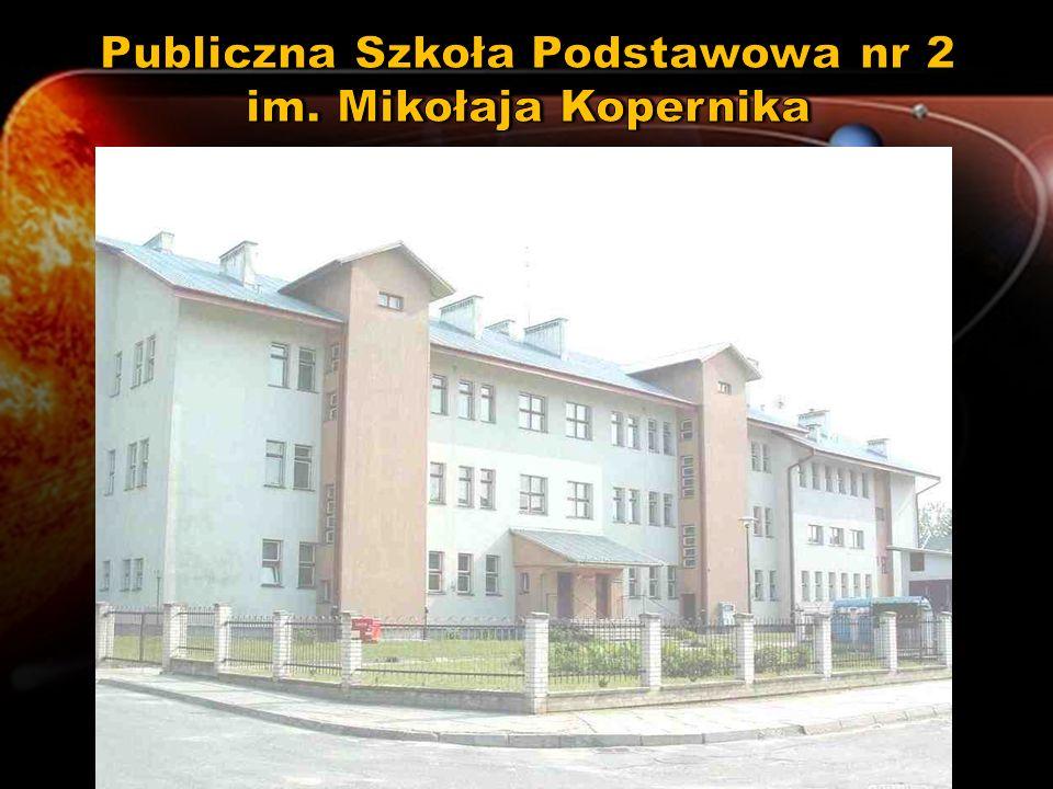 Publiczna Szkoła Podstawowa nr 2 im. Mikołaja Kopernika