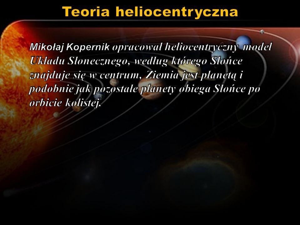 Teoria heliocentryczna
