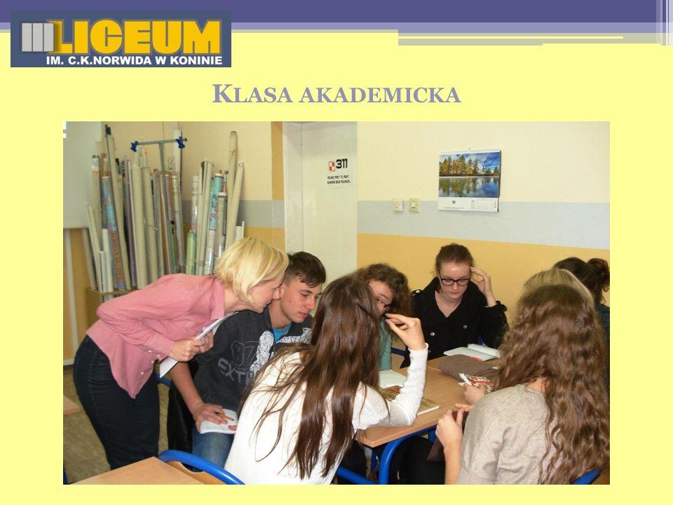 Klasa akademicka