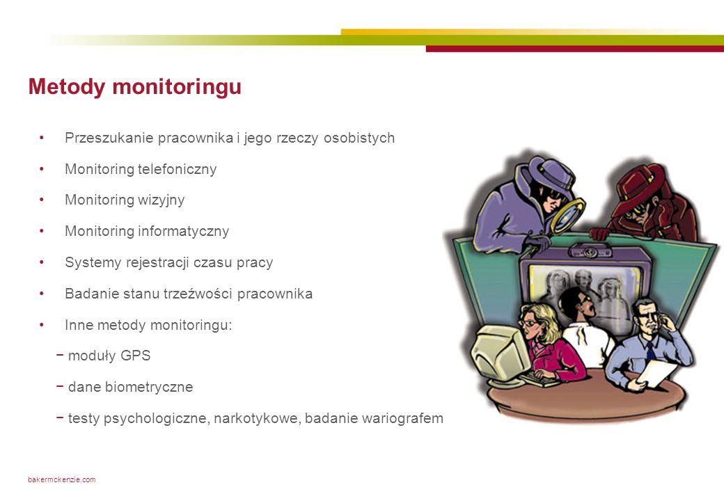 Metody monitoringu - narzędzia i granice ich wykorzystania