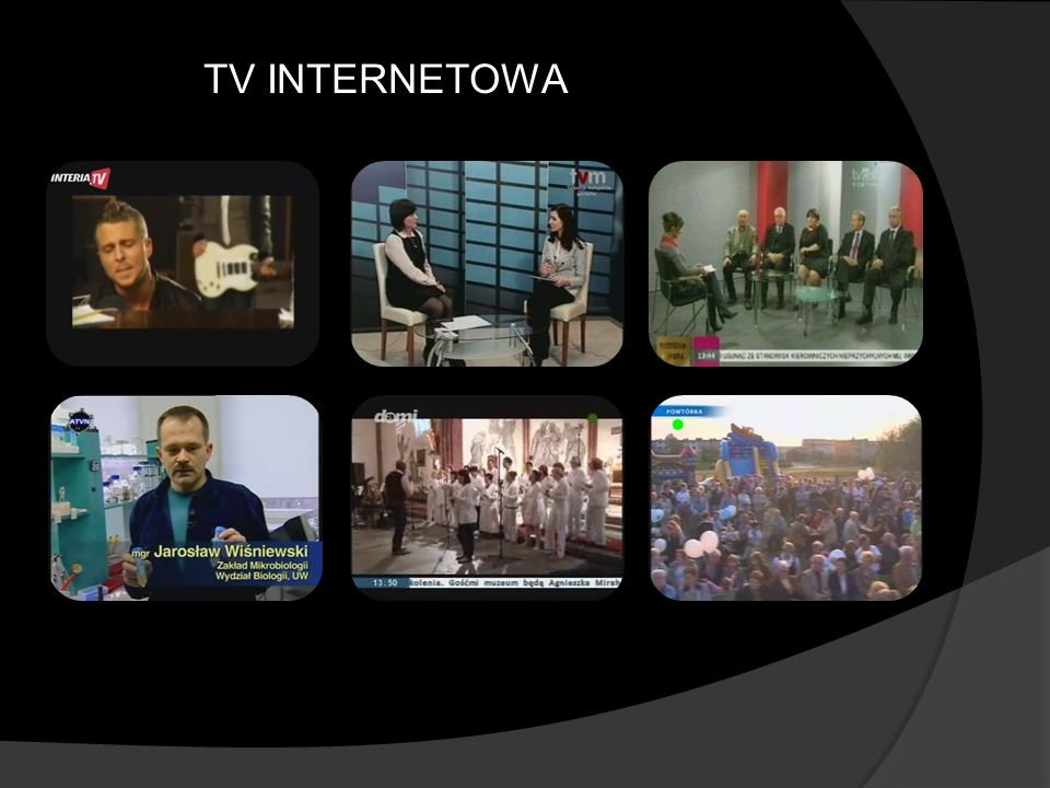 TV INTERNETOWA