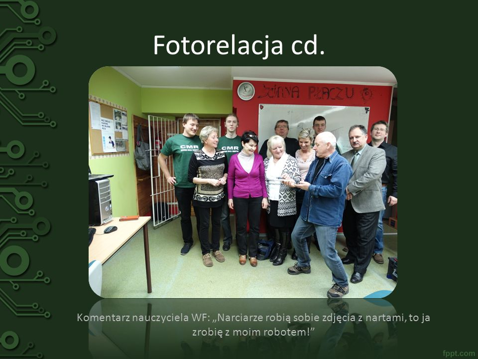 Fotorelacja cd.