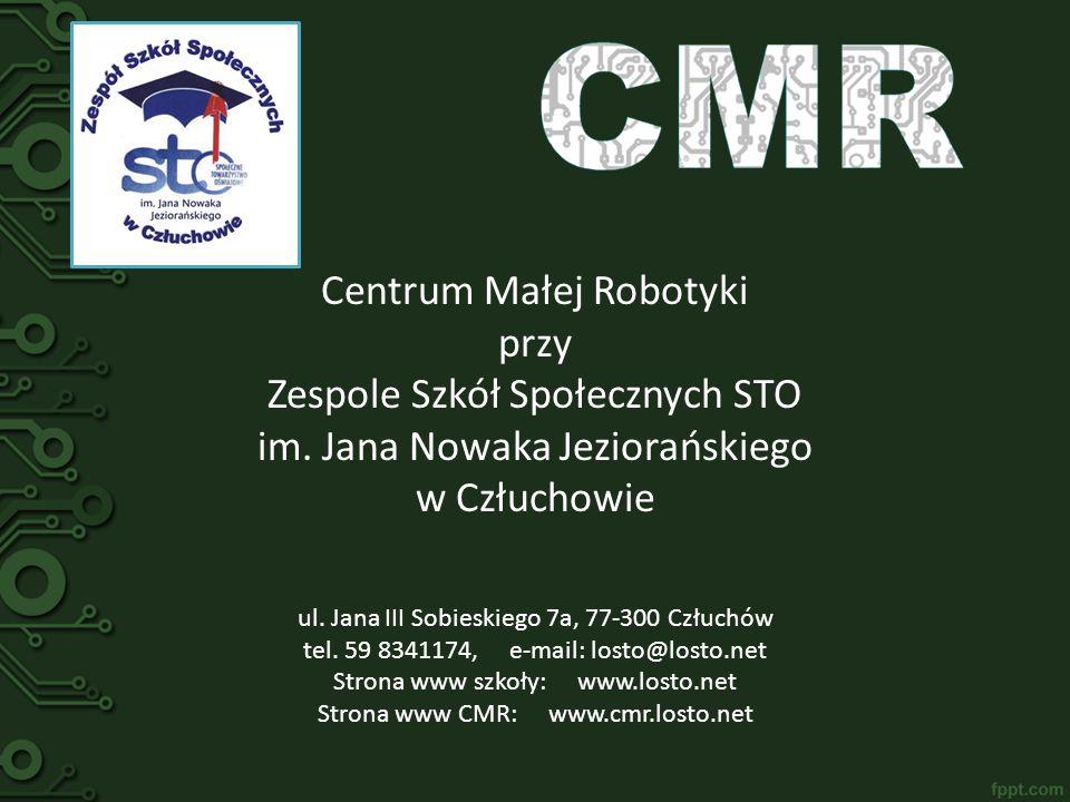 Centrum Małej Robotyki przy Zespole Szkół Społecznych STO