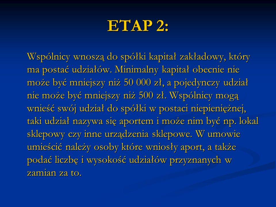 ETAP 2: