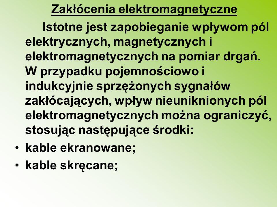 Zakłócenia elektromagnetyczne