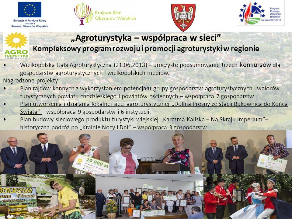 """""""Agroturystyka – współpraca w sieci"""