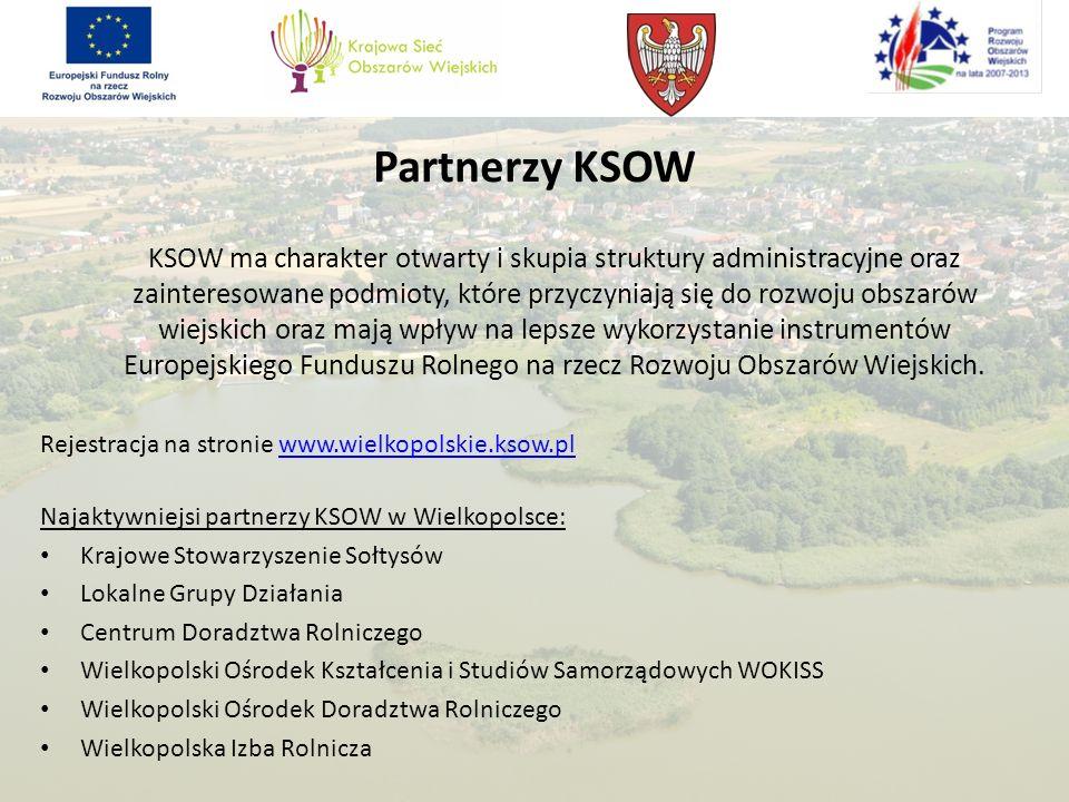 Partnerzy KSOW