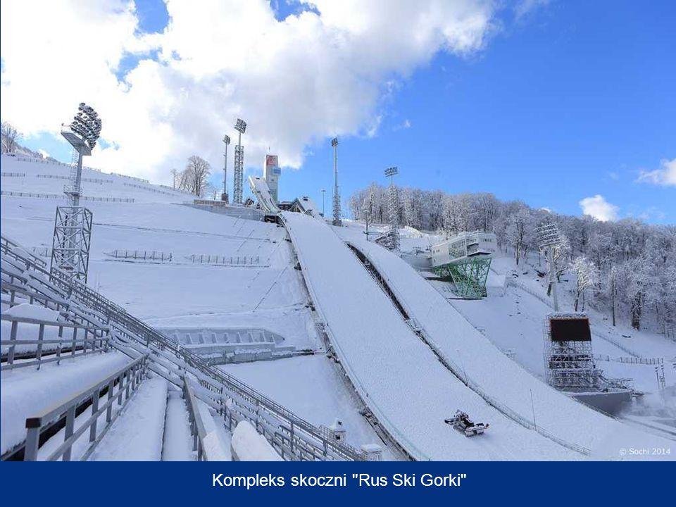Kompleks skoczni Rus Ski Gorki