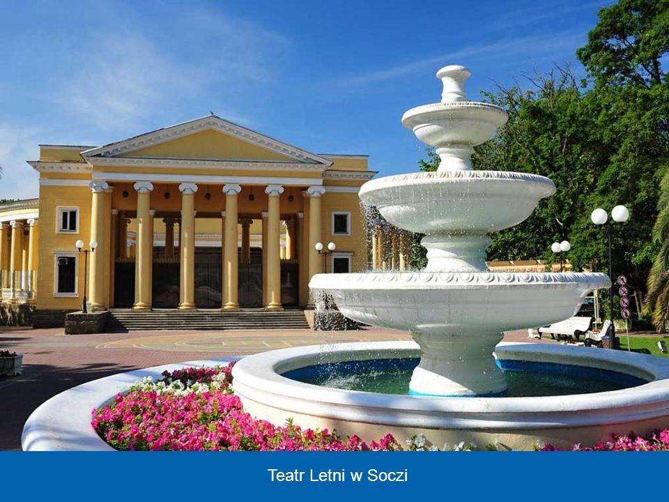 Teatr Letni w Soczi
