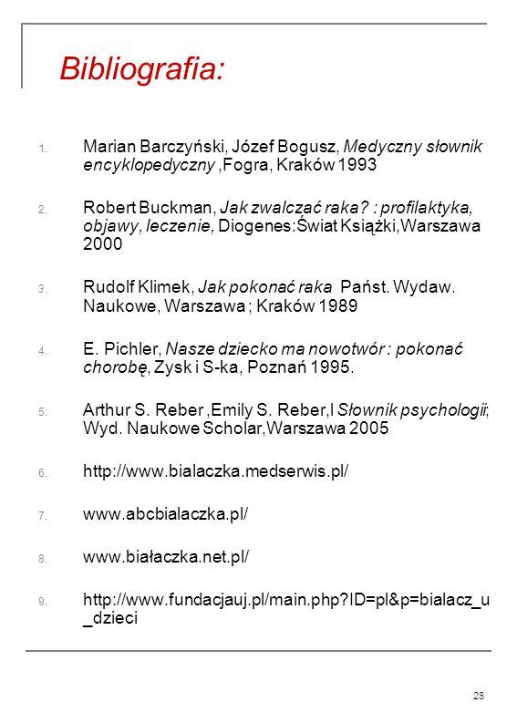Bibliografia: Marian Barczyński, Józef Bogusz, Medyczny słownik encyklopedyczny ,Fogra, Kraków 1993.