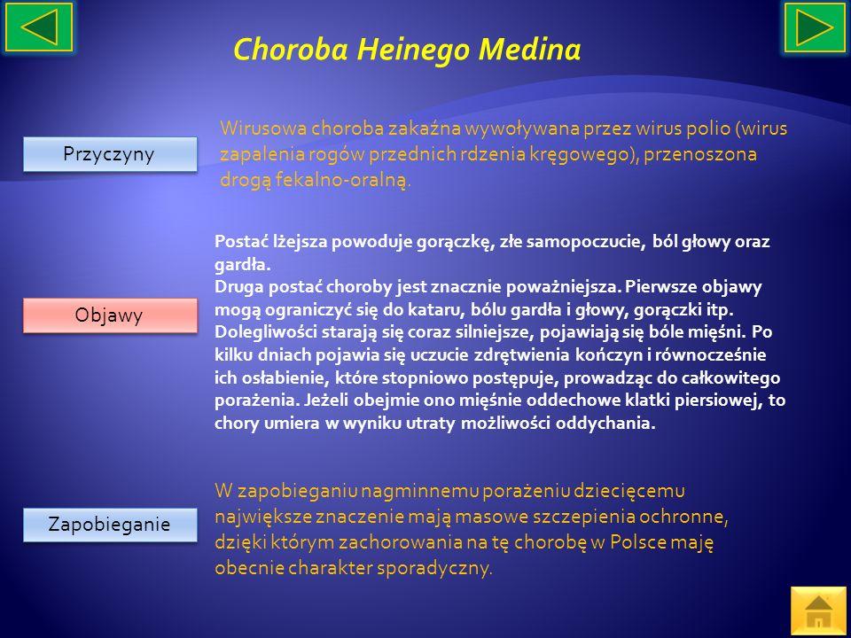 Choroba Heinego Medina