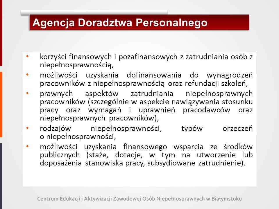 Agencja Doradztwa Personalnego