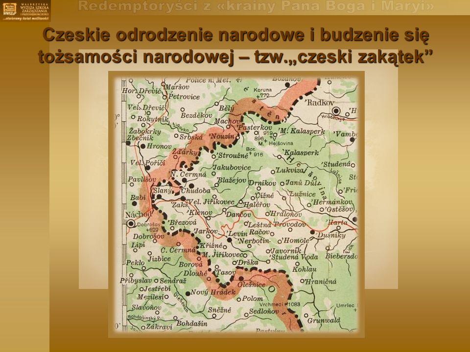 Czeskie odrodzenie narodowe i budzenie się tożsamości narodowej – tzw