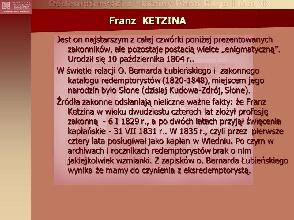 Franz KETZINA