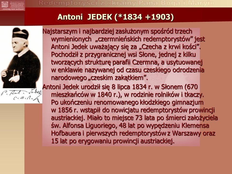 Antoni JEDEK (*1834 +1903)