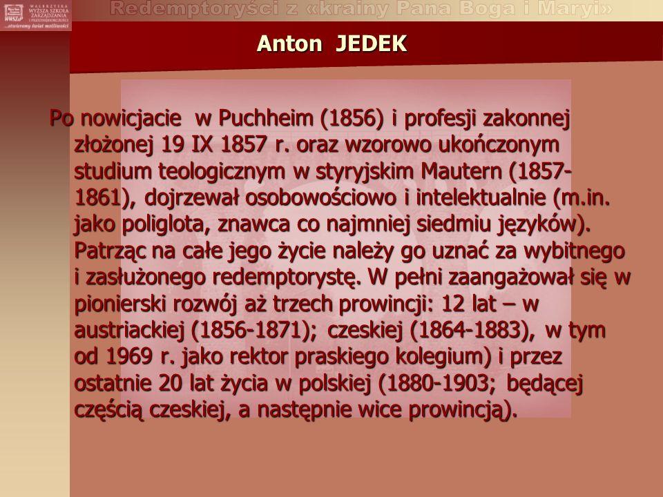Anton JEDEK