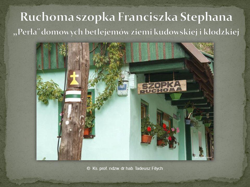 © Ks. prof. ndzw. dr hab. Tadeusz Fitych